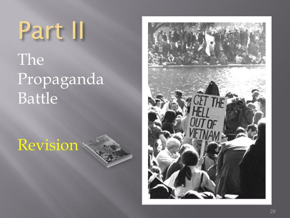 Part II The Propaganda Battle Revision
