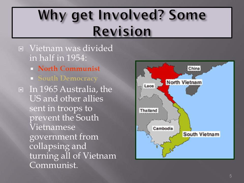 5 Why The Tet Offensive The