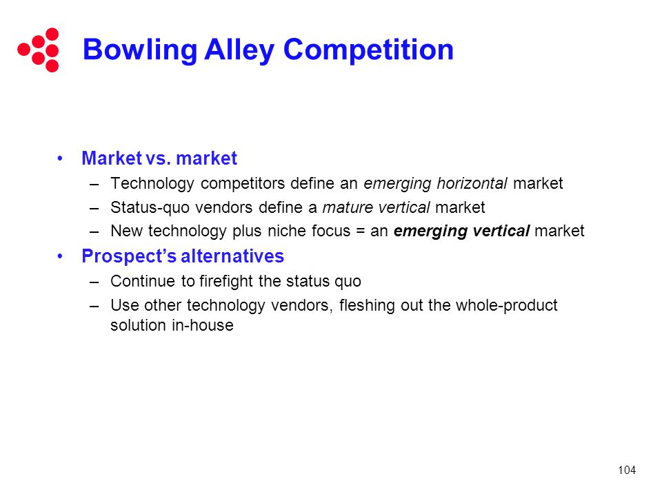 Bowling Alley Competition