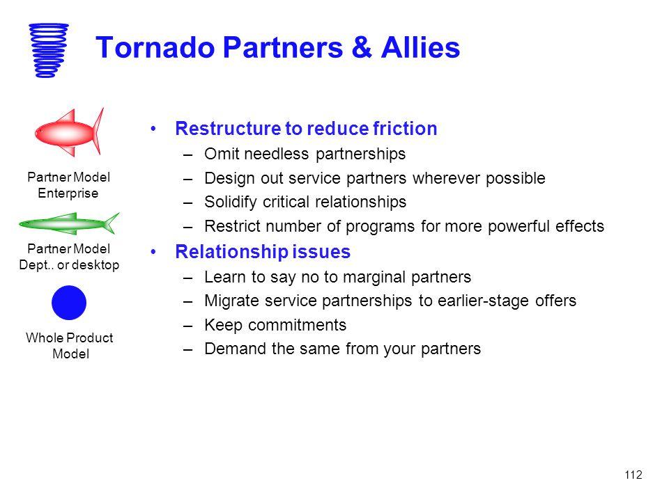 Tornado Partners & Allies