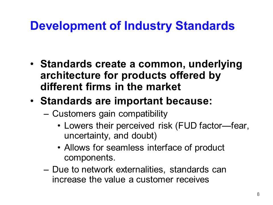 Development of Industry Standards