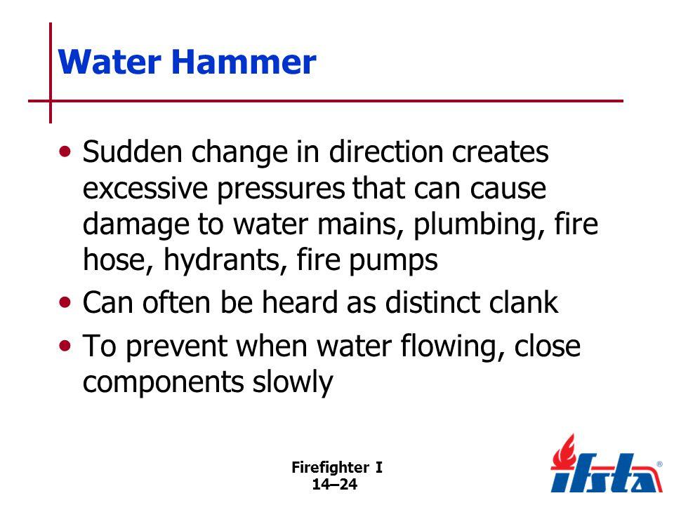 Identifying Fire Streams