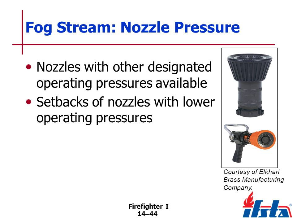 Advantages of Fog Streams