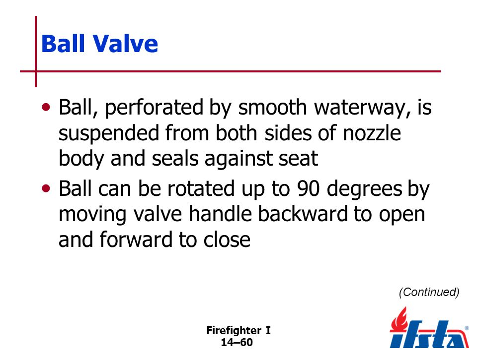 Ball Valve Nozzle will operate in any position between fully closed, fully open.