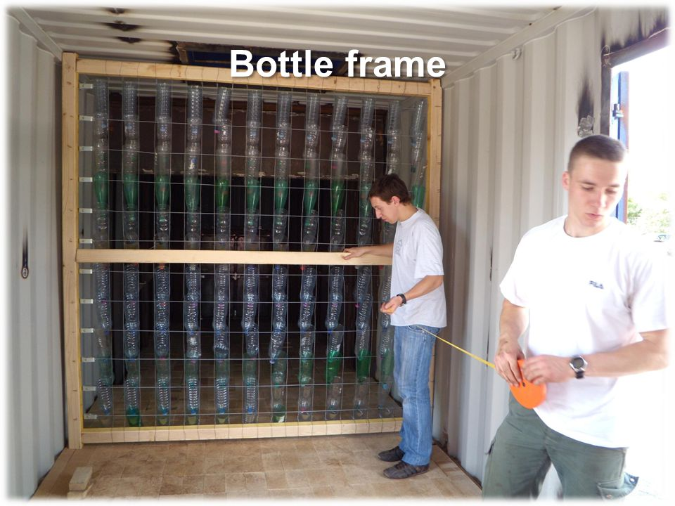 Bottle frame