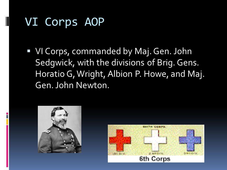 VI Corps AOP