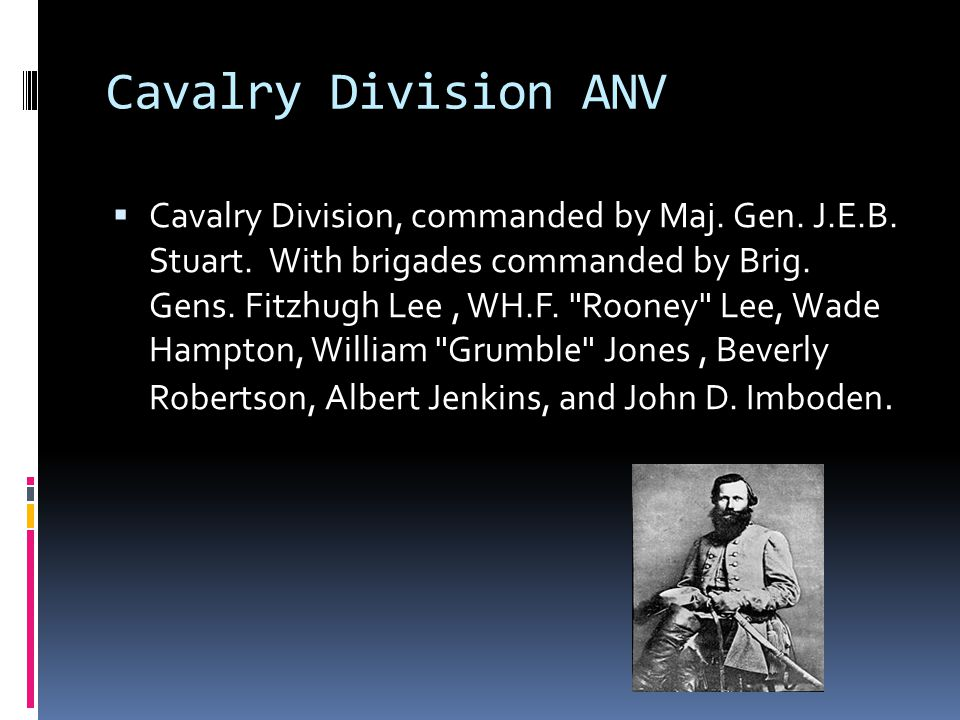 Cavalry Division ANV
