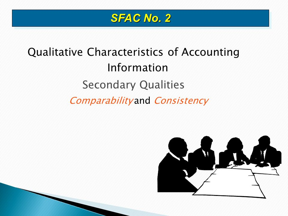 SFAC No. 2 Qualitative Characteristics of Accounting Information