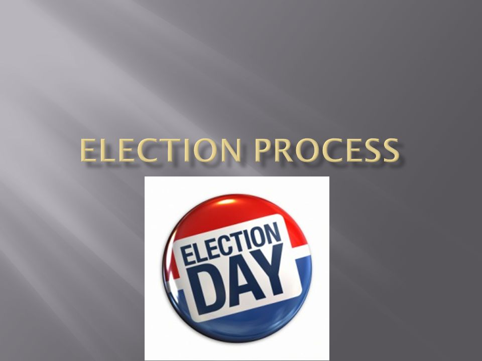 Election Process
