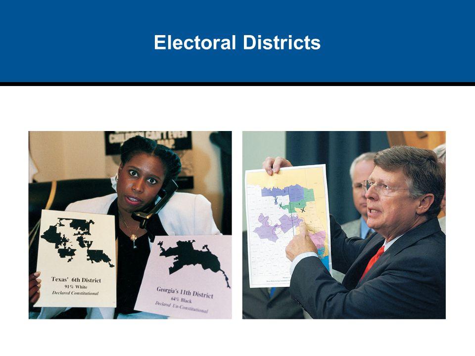 Electoral Districts