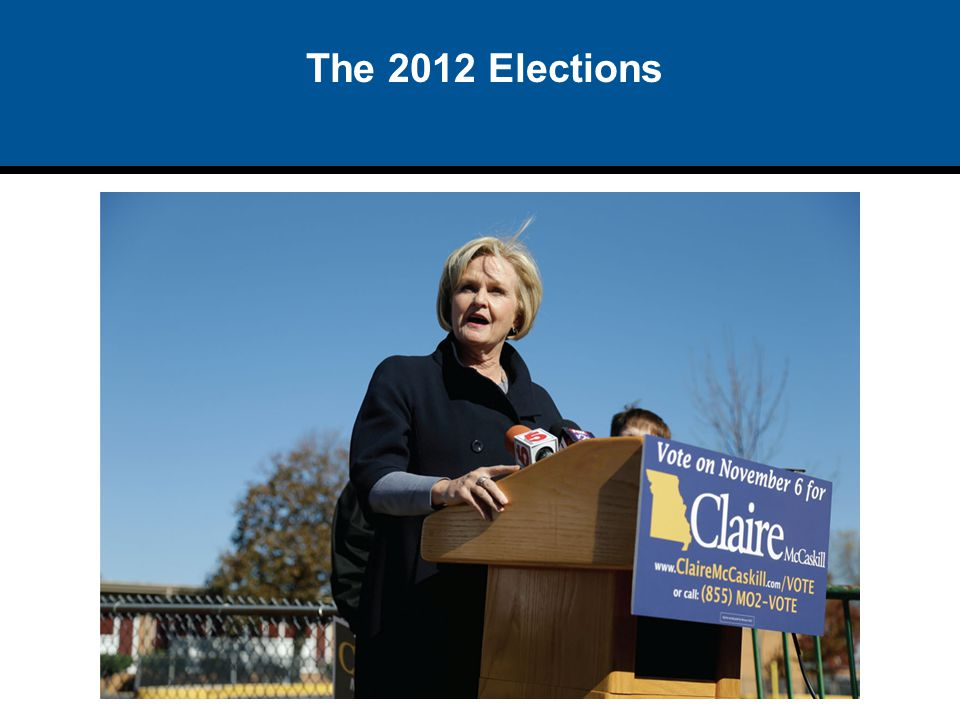 The 2012 Elections