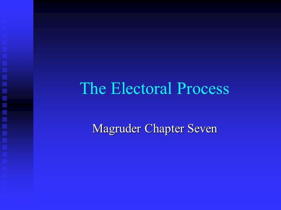 Magruder Chapter Seven