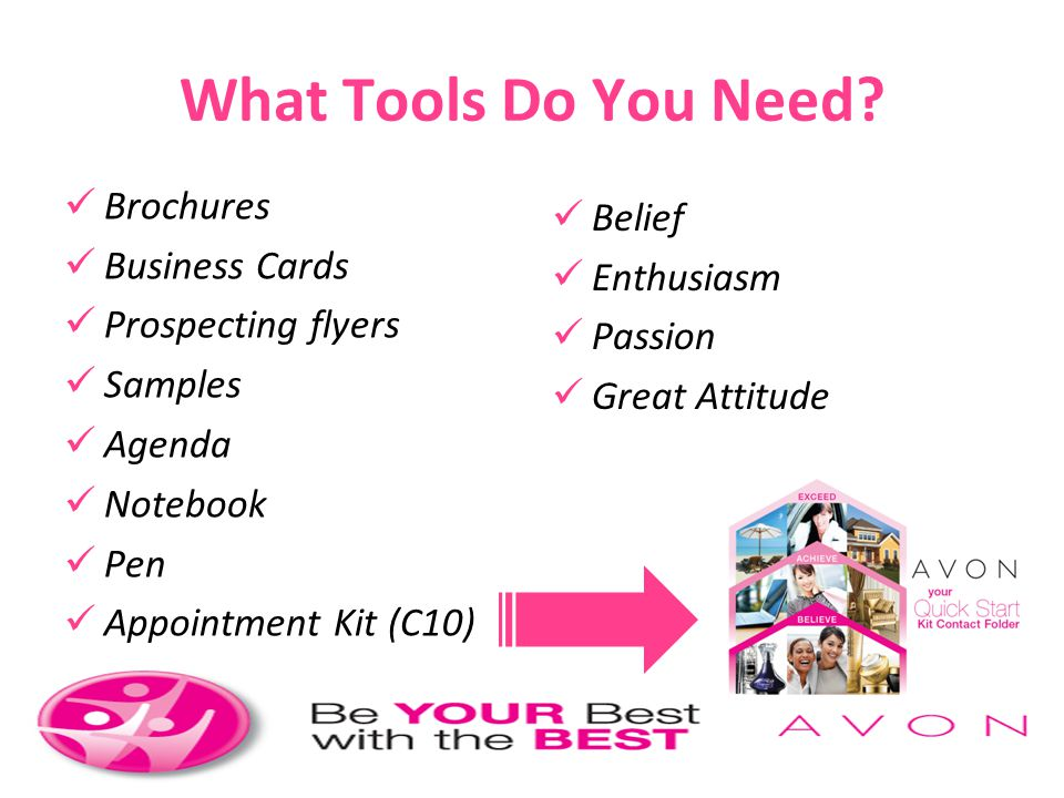 What Tools Do You Need Brochures Belief Business Cards Enthusiasm