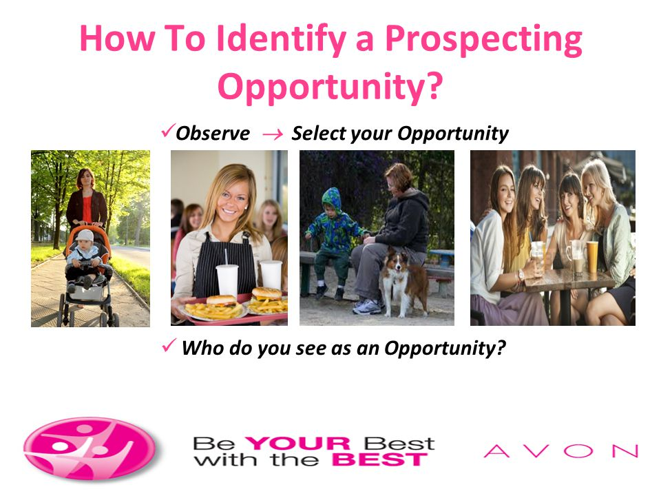 How To Identify a Prospecting Opportunity