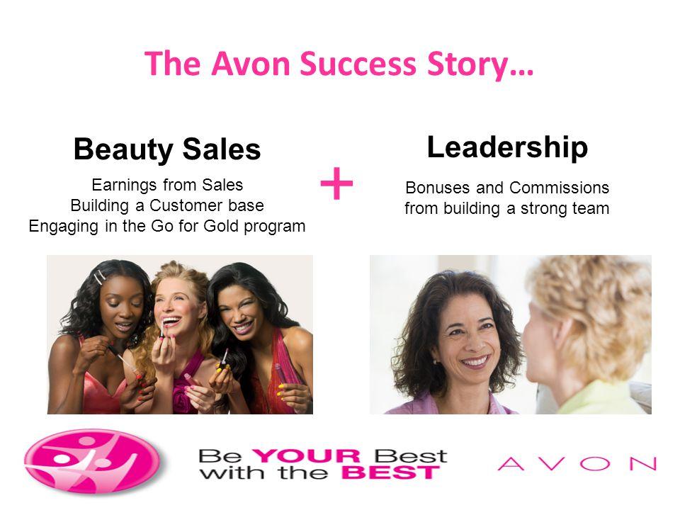 The Avon Success Story…