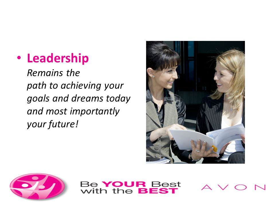Leadership Remains the path to achieving your goals and dreams today and most importantly your future!
