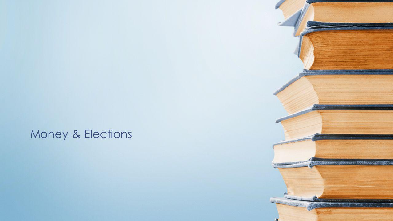 Money & Elections