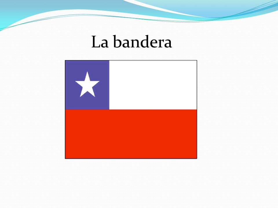La bandera Flag – second page