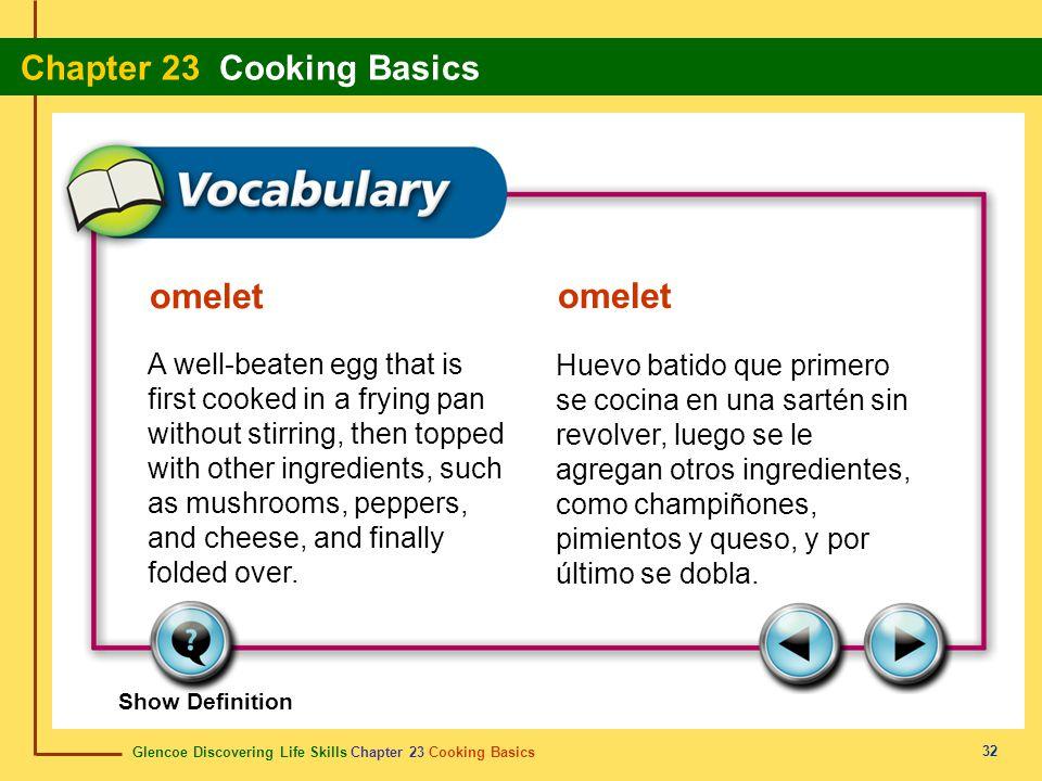 omelet omelet.
