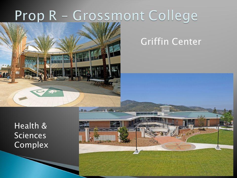 Prop R – Grossmont College