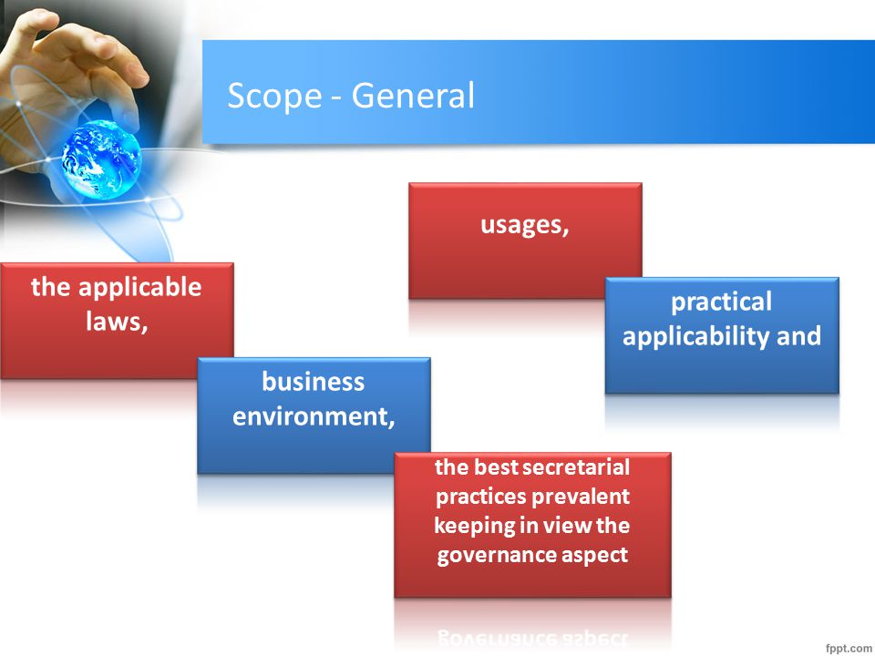 practical applicability and