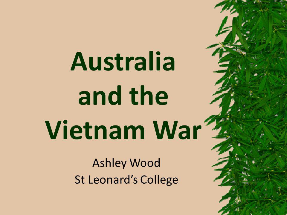 Australia and the Vietnam War