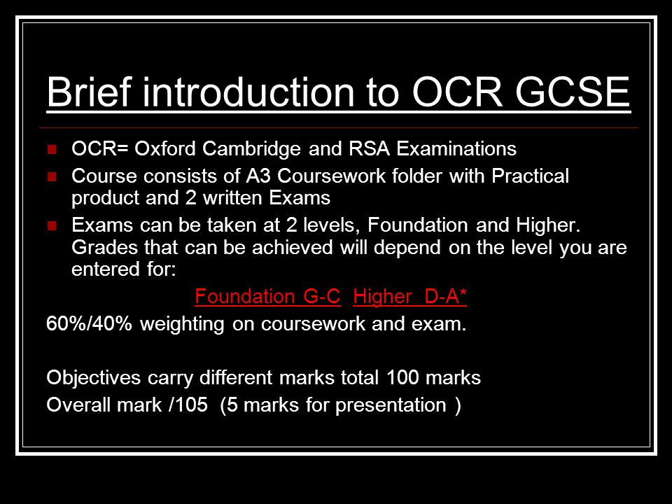 ocr transport practical coursework