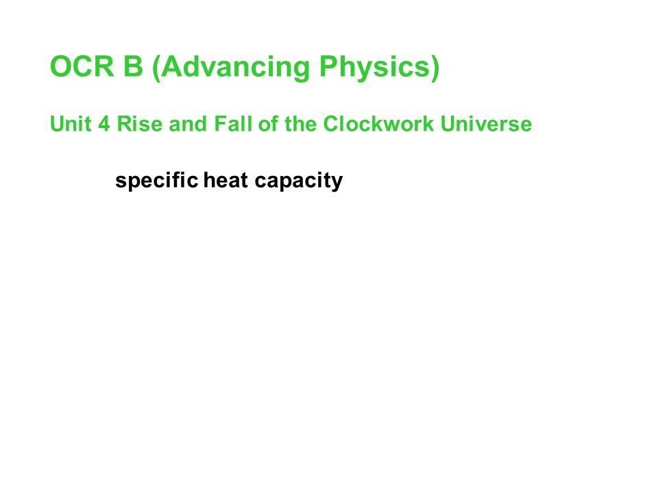 ocr physics coursework help
