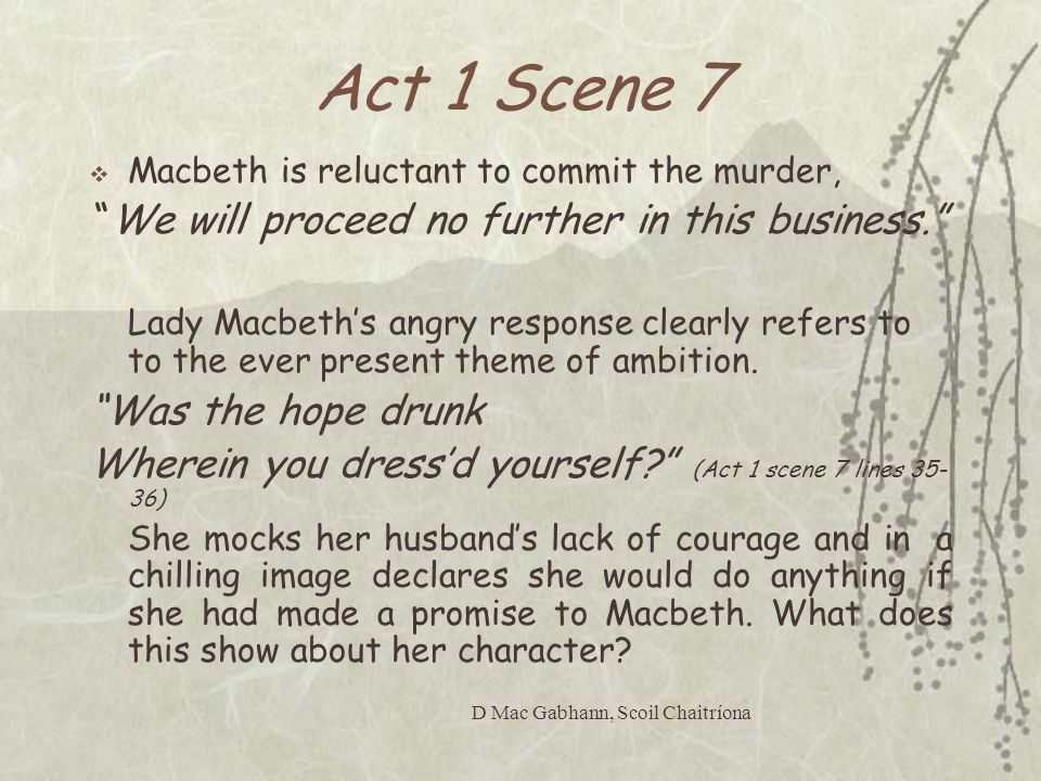 macbeth murder essay Home assignment sample macbeths state of mind after the murder of duncan macbeth essay macbeth describing lady macbeth and her role in the play.