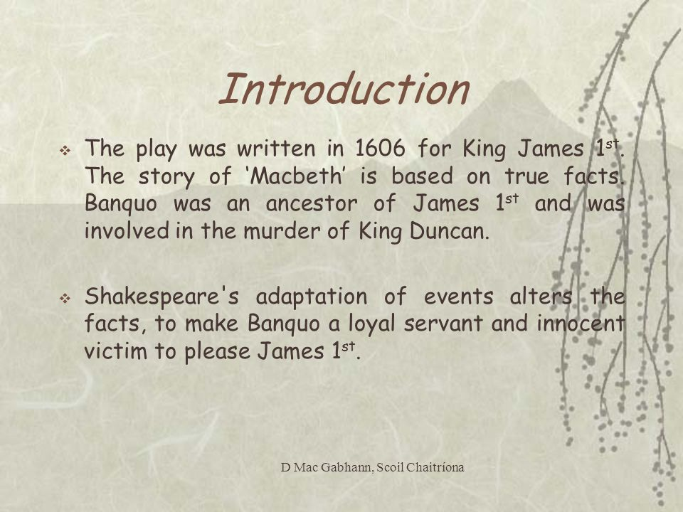 is lady macbeth the real driving Is lady macbeth the driving force behind the murder of duncani can not come to conclusion about whether the witches, lady macbeth or macbeth is the real driving.