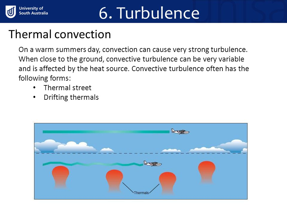 6. Turbulence Thermal convection