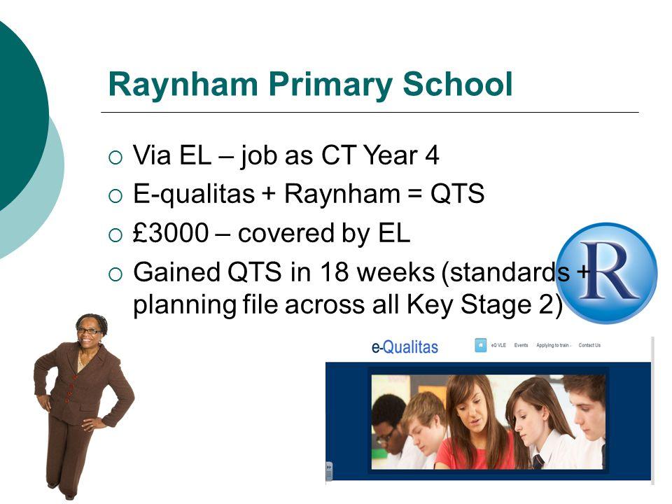 Raynham Primary School