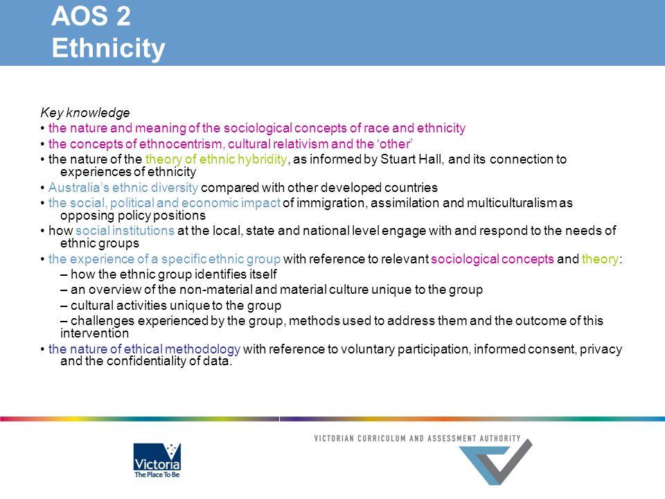 AOS 2 Ethnicity