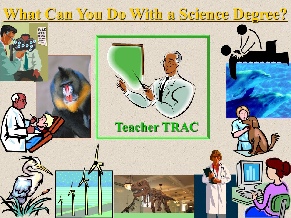 What Can You Do With a Science Degree