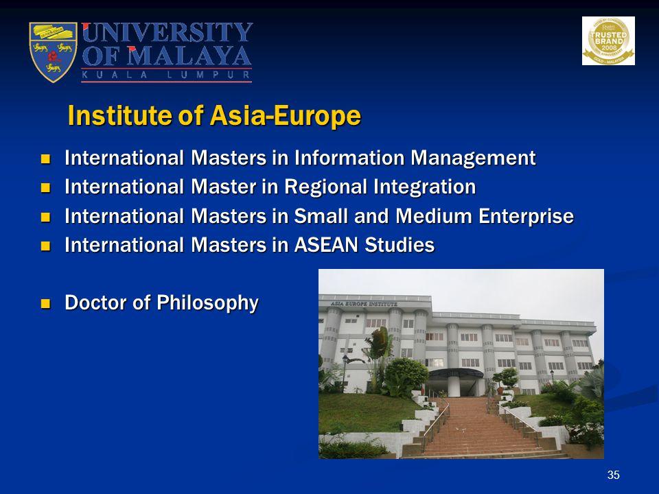 Institute of Asia-Europe