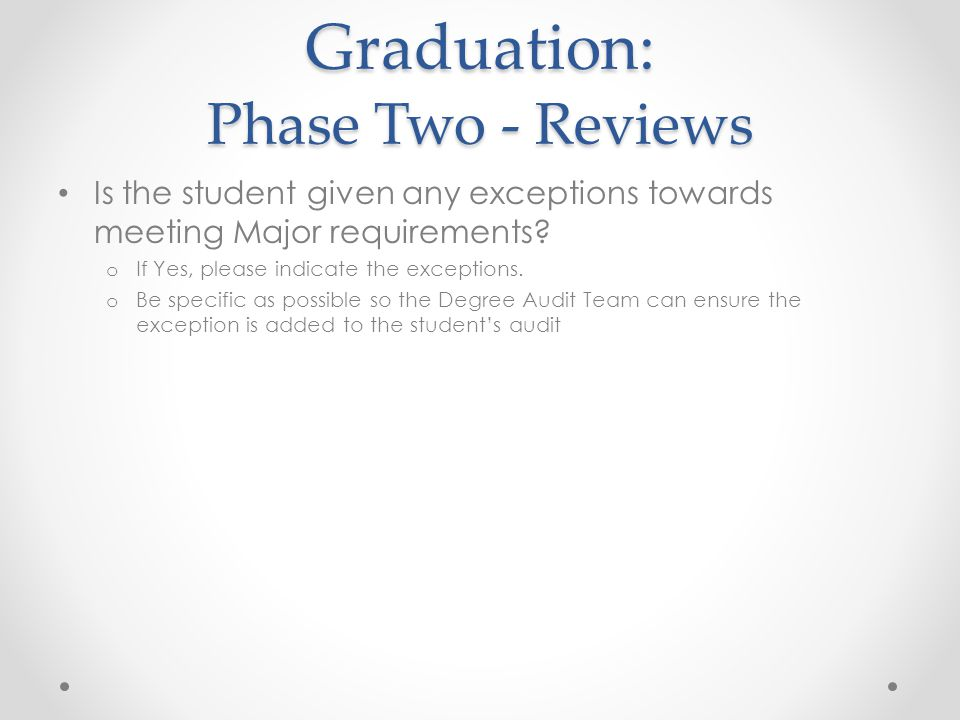 Graduation: Phase Two - Reviews