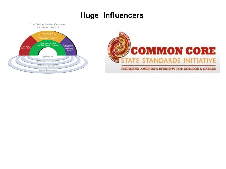 Huge Influencers