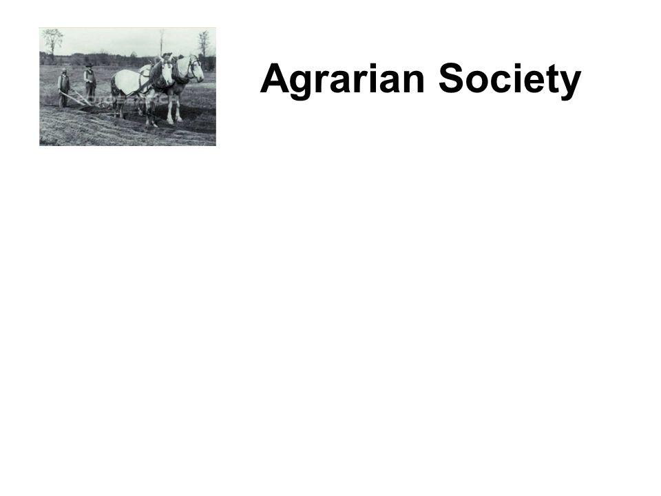 Agrarian Society