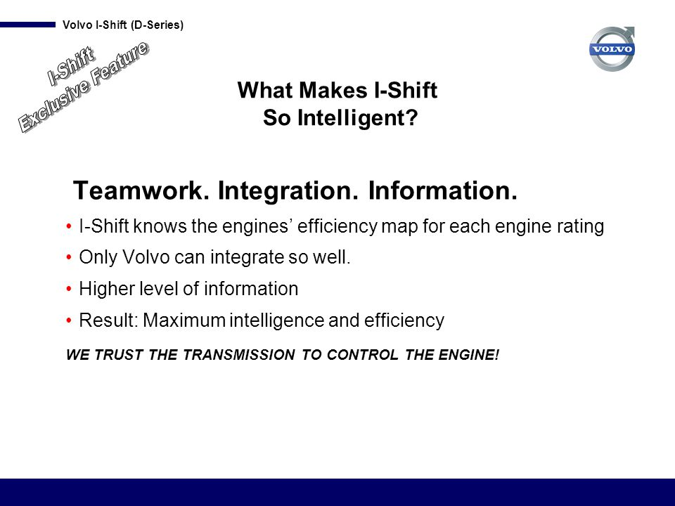 What Makes I-Shift So Intelligent
