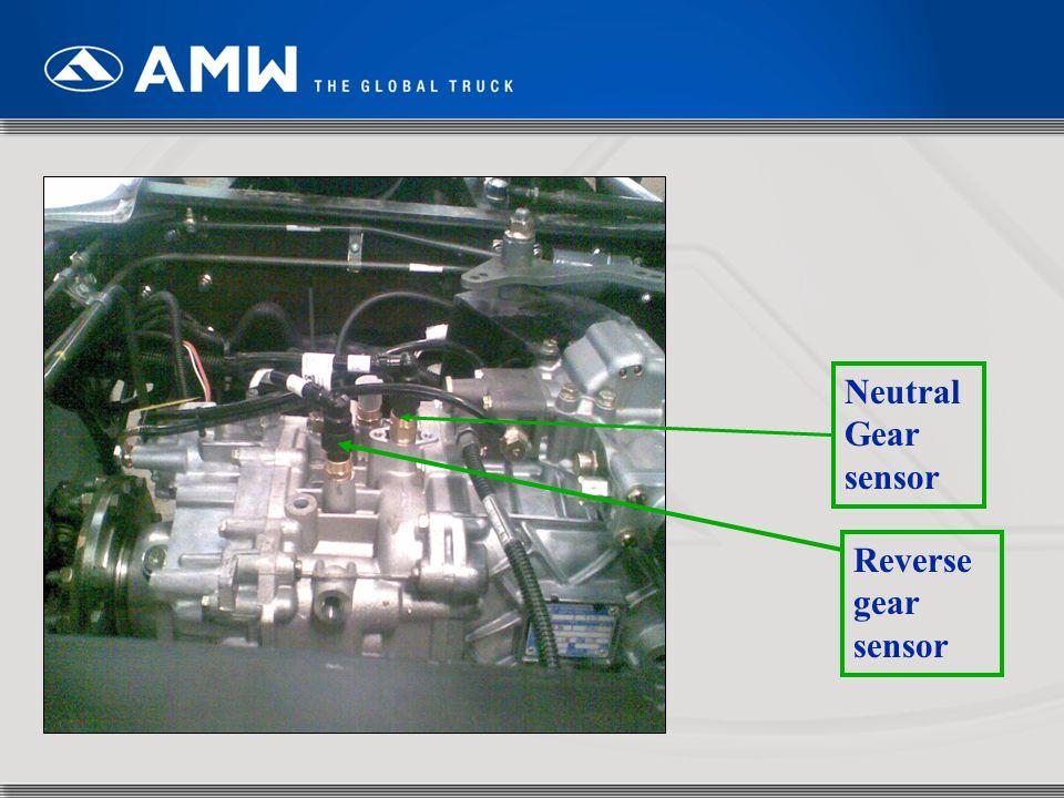 Neutral Gear sensor Reverse gear sensor