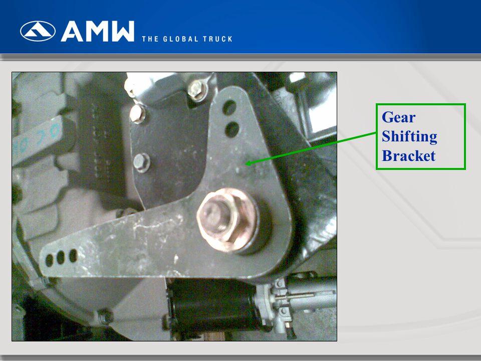Gear Shifting Bracket
