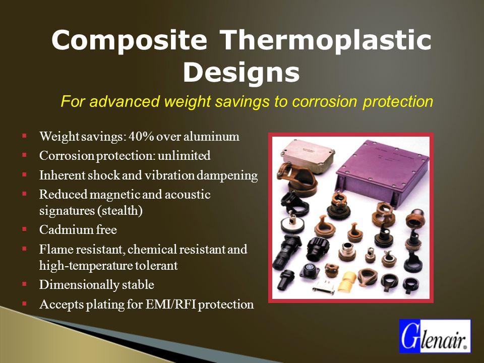 Composite Thermoplastic Designs