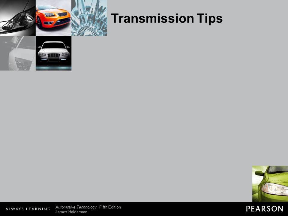 Transmission Tips