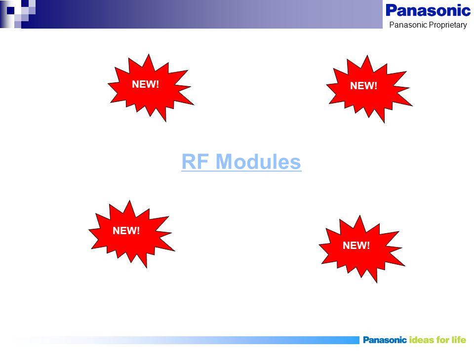 NEW! NEW! RF Modules NEW! NEW!