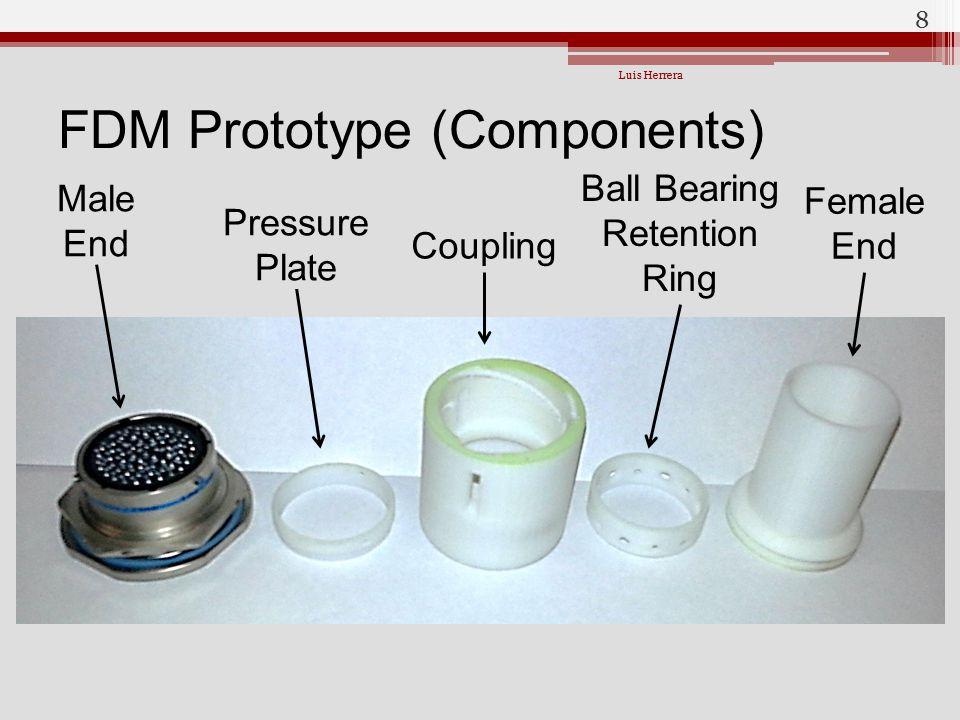 FDM Prototype (Components)
