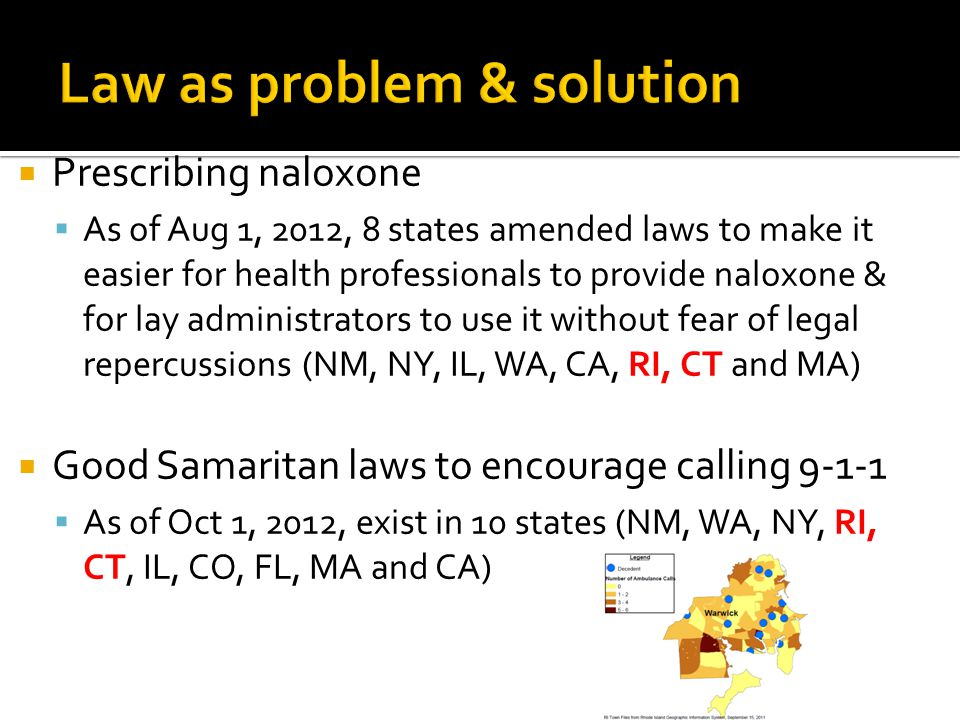 Law as problem & solution