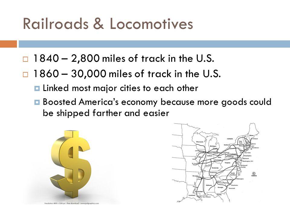 Railroads & Locomotives