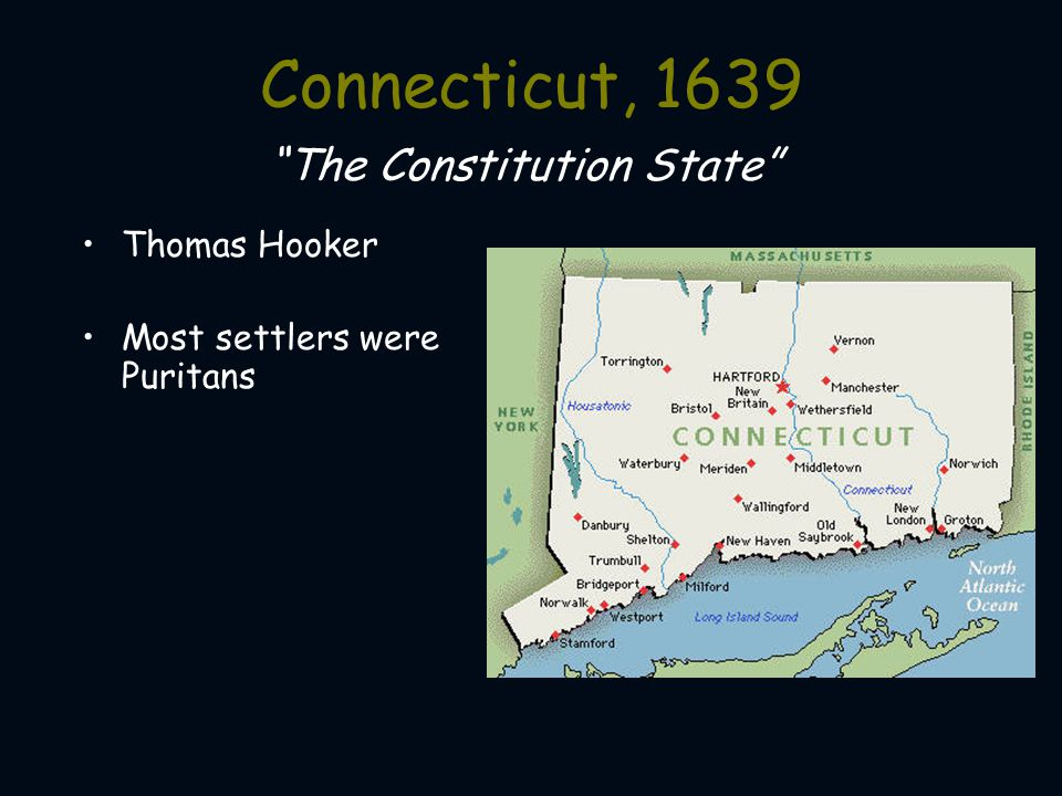 The Constitution State