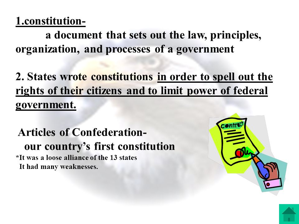 Section 1: 1.constitution-
