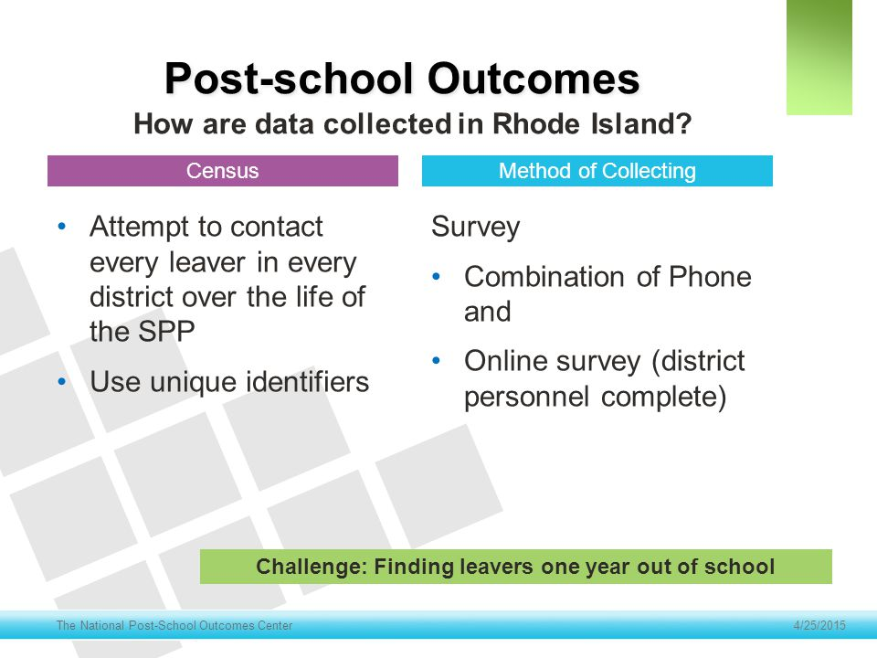 How are data collected in Rhode Island
